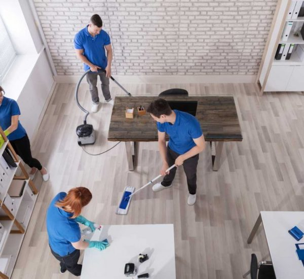 Commercial Cleaning Services Phoenix Arizona