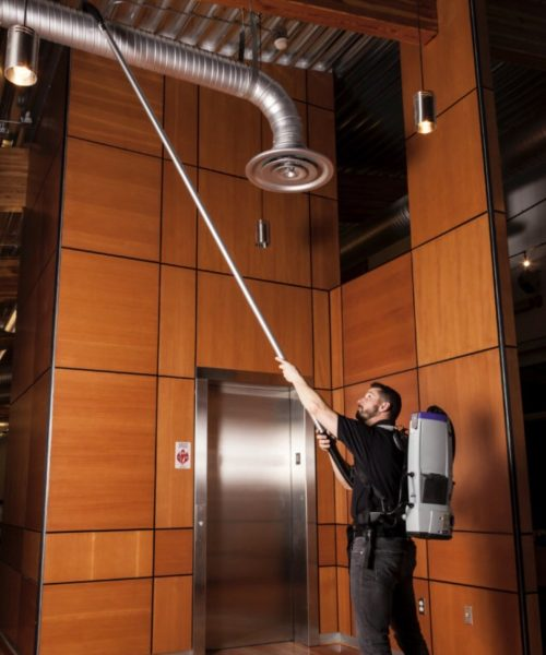 Commercial Dusting and Duct Cleaning Services