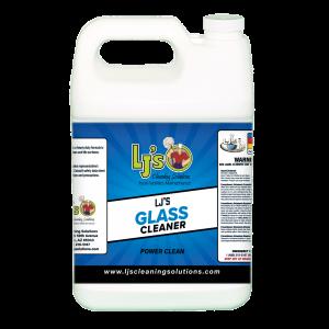 ljs-glass cleaner bulk size