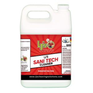 Sani tech cleaner 1 gallon commercial disinfectant