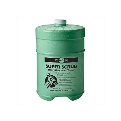 Super-Scrub Hand Cleaner Flat Top Green/Citrus Scrubbers