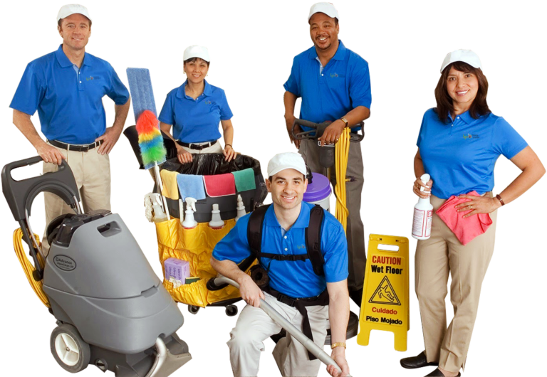 Commercial Cleaning Crew